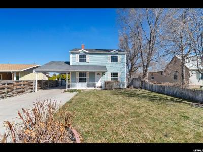 Payson Single Family Home For Sale: 551 E 500 S