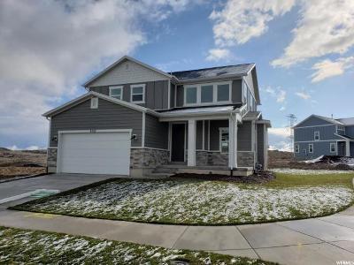 Utah County Single Family Home For Sale: 9262 N Vernham Ln #109