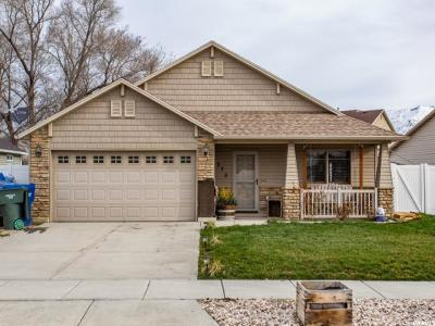 Weber County Single Family Home For Sale: 372 W Old Springs Rd