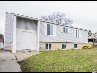 Salt Lake County Single Family Home For Sale: 5334 S Leprechaun 5280 W