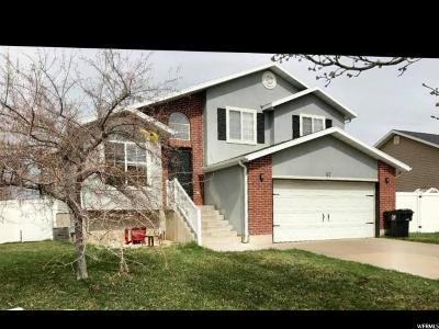 Davis County Single Family Home For Sale: 97 E 2325 S