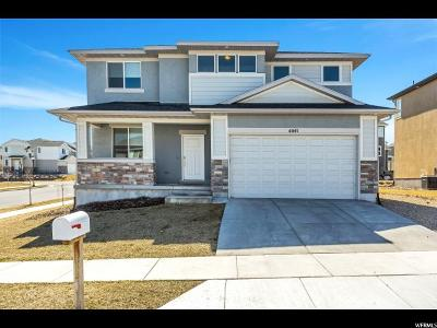 Salt Lake County Single Family Home For Sale: 4441 W Lower Meadow Dr S