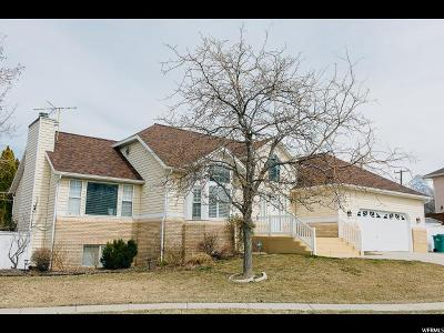 Salt Lake County Single Family Home For Sale: 2339 E Lindsay Wood Ln