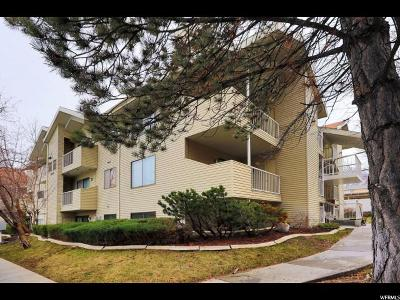 Salt Lake City Condo For Sale: 2660 E 3300 S #A20