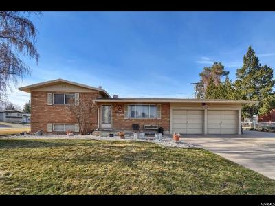 Weber County Single Family Home For Sale: 2369 W 5025 S