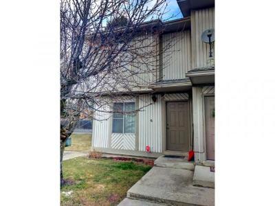 Logan UT Townhouse For Sale: $119,900