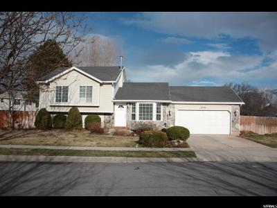 West Jordan UT Single Family Home For Sale: $349,900