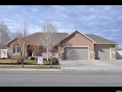 Herriman Single Family Home For Sale: 5542 W Toscana Way