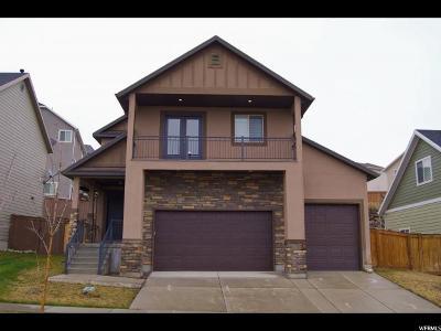 Utah County Single Family Home For Sale: 4062 Heatherfield Ln