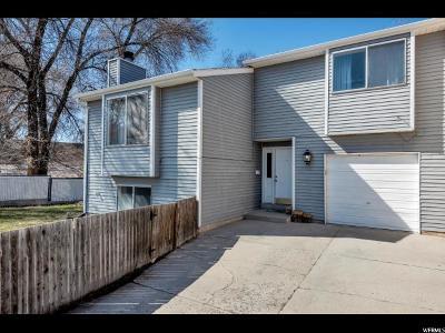 Salt Lake County Single Family Home For Sale: 4476 S Prince Cir W