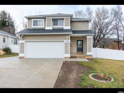 Weber County Single Family Home For Sale: 1095 E 1000 N
