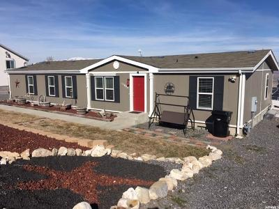 Tremonton Single Family Home For Sale: 11000 N Wallace Ln
