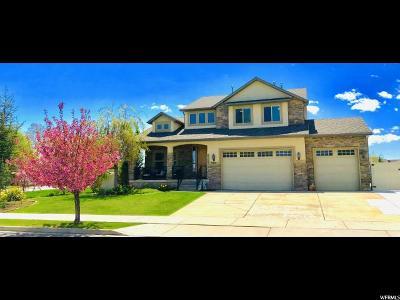 Salt Lake County Single Family Home For Sale: 3217 W 10305 S