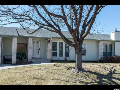 Townhouse For Sale: 961 N 400 W #B