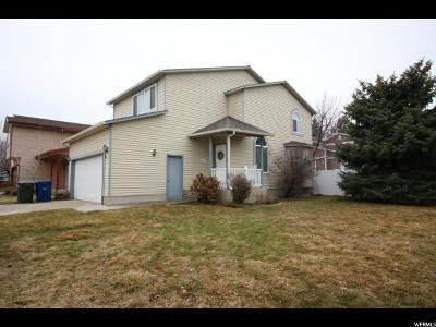 Salt Lake County Single Family Home For Sale: 4492 S Wiltshire Way W