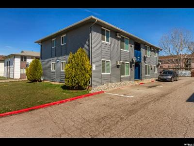 Salt Lake City Multi Family Home For Sale: 259 S Montgomery St