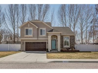 Lehi Single Family Home For Sale: 1953 W 1400 N