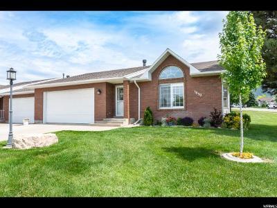 Weber County Condo For Sale: 1030 E 5775 S