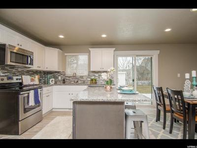 Salt Lake County Single Family Home For Sale: 1029 E Eastridge Rd S