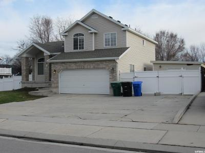 Salt Lake County Single Family Home For Sale: 3319 W 8475 S