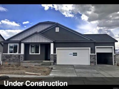 Lehi Single Family Home For Sale: 2071 W 650 S