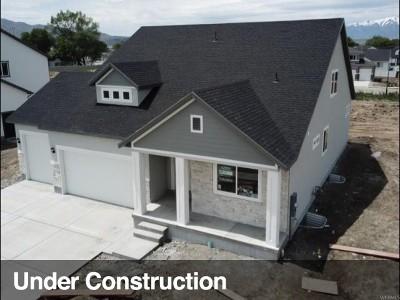 Lehi Single Family Home For Sale: 610 S Dapple Dr.