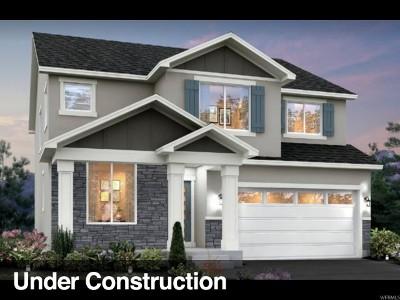Lehi Single Family Home For Sale: 624 S Dapple Dr. W