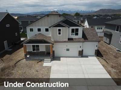 Lehi Single Family Home For Sale: 626 S 2100 W