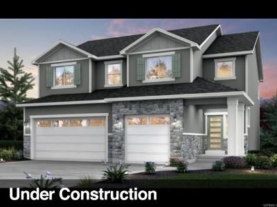 Lehi Single Family Home For Sale: 644 S Dapple Dr