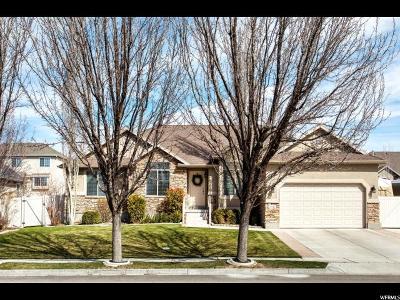 Lehi Single Family Home For Sale: 1541 E 400 N