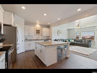 Eagle Mountain Townhouse For Sale: 8100 N Rock Creek Cove Ln