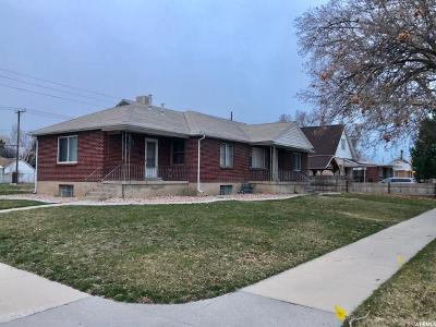 Salt Lake County Multi Family Home For Sale: 403 N Oakley St W
