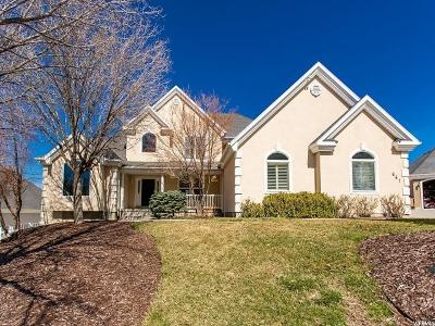 Draper Single Family Home For Sale: 661 E Rocky Knoll Ln S