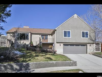 Sandy Single Family Home For Sale: 1601 E Pebblewood Cir