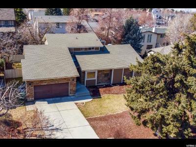 Sandy Single Family Home For Sale: 8472 S Taos Dr E