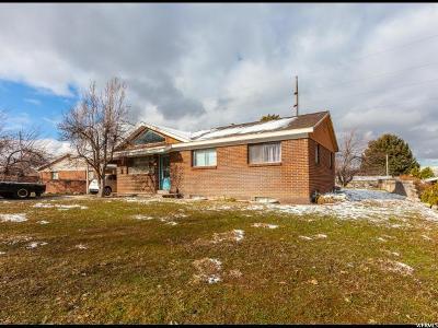 Provo Single Family Home For Sale: 550 S 1500 E
