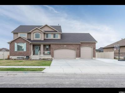 Layton Single Family Home For Sale: 1627 W 500 S