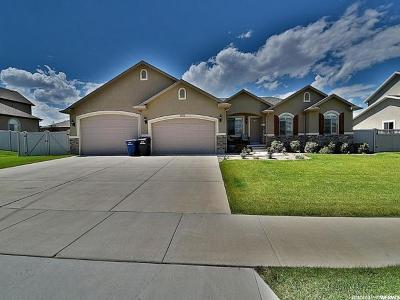 West Jordan UT Single Family Home For Sale: $472,500