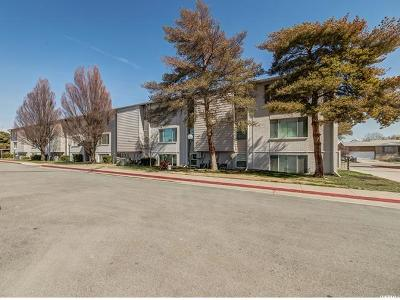 Salt Lake County Condo For Sale: 555 N Star Crest Dr W #B40