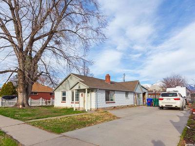 Lehi Single Family Home For Sale: 90 N 400 E
