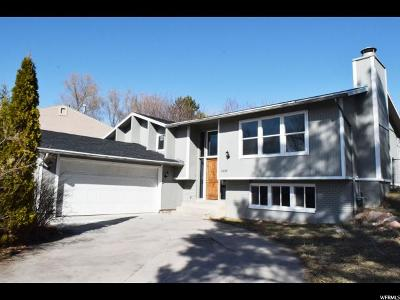 Layton Single Family Home For Sale: 1358 N East Lisa St E