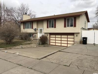 Centerville Single Family Home For Sale: 386 W 1125 N