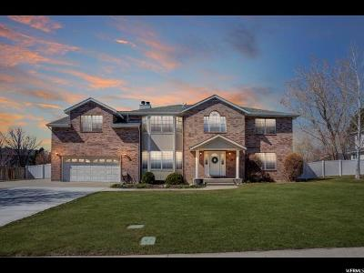 Utah County Single Family Home For Sale: 10637 N Jerling Dr