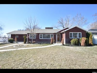 Pleasant Grove Single Family Home For Sale: 235 N 100 E
