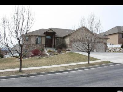 West Jordan UT Single Family Home For Sale: $550,000