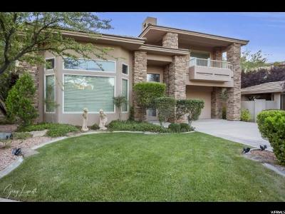St. George Single Family Home For Sale: 2240 E Cobalt #9