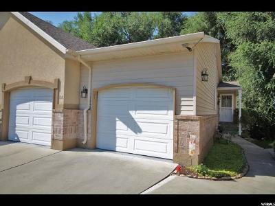 Springville Single Family Home For Sale: 308 S Brookcourt