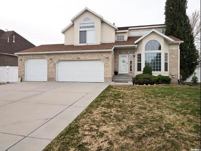 Sandy Single Family Home For Sale: 476 E Wilde Cherry Way