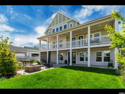 South Jordan Single Family Home For Sale: 10739 S Beach Comber Way