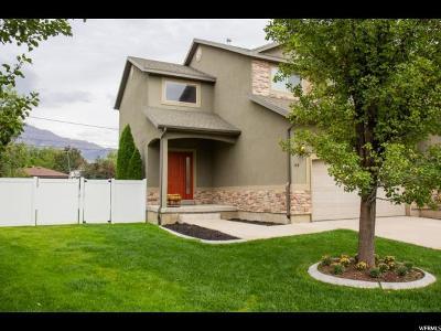 Single Family Home For Sale: 164 N 570 E